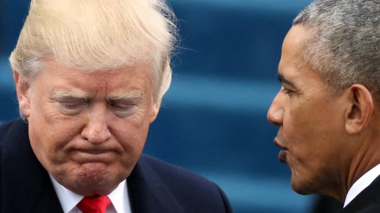 Обозреватель The Washington Times обвинил Обаму в «расистском» отношении к Москве