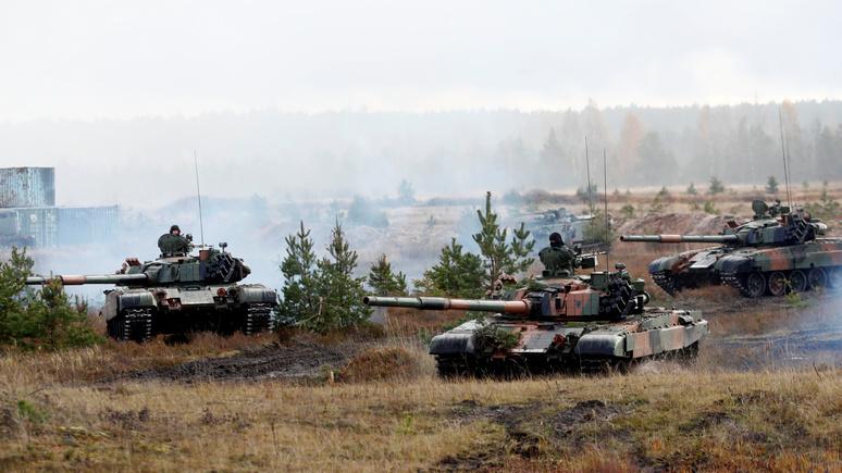 Daily Mail: НАТО готовит Европу к вторжению