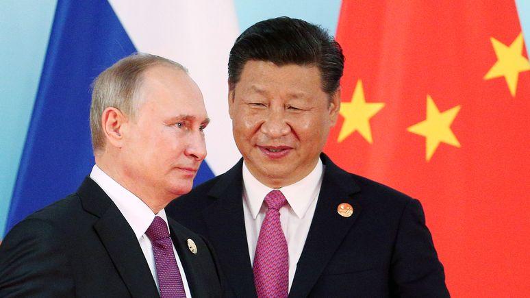 Global Times: сближаясь с США, Китаю нельзя забывать о России