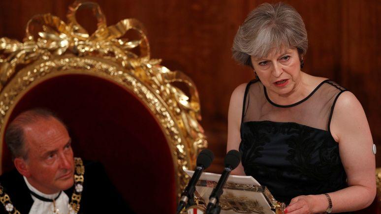 Guardian: Тереза Мэй раскритиковала Россию за «враждебные действия и фейковые новости»