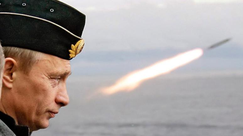 Die Welt: НАТО нужен «двойной ответ» на новую ядерную дубинку Кремля
