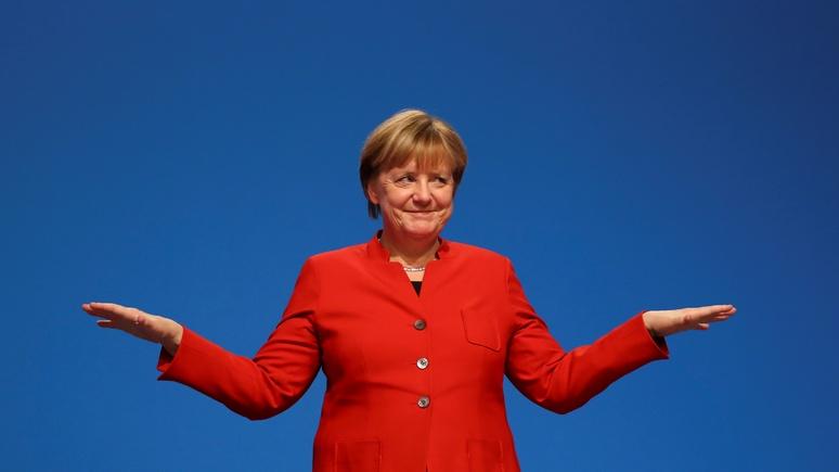 Германия втупике: Меркель проинформировала о провале переговоров посозданию коалиции