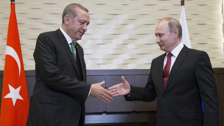 В россии бьют турков
