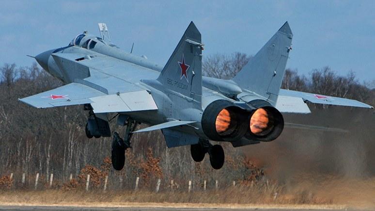 Focus: «самый настоящий перехватчик» из России заткнёт за пояс западных конкурентов