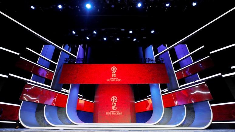 Линекер отказалсябы вести жеребьевку ЧМ-2018, еслибы ФИФА возглавлял Блаттер