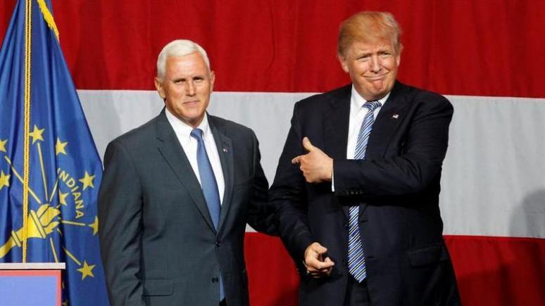 Daily Telegraph: Майк Пенс замышлял «переворот» против Трампа накануне выборов