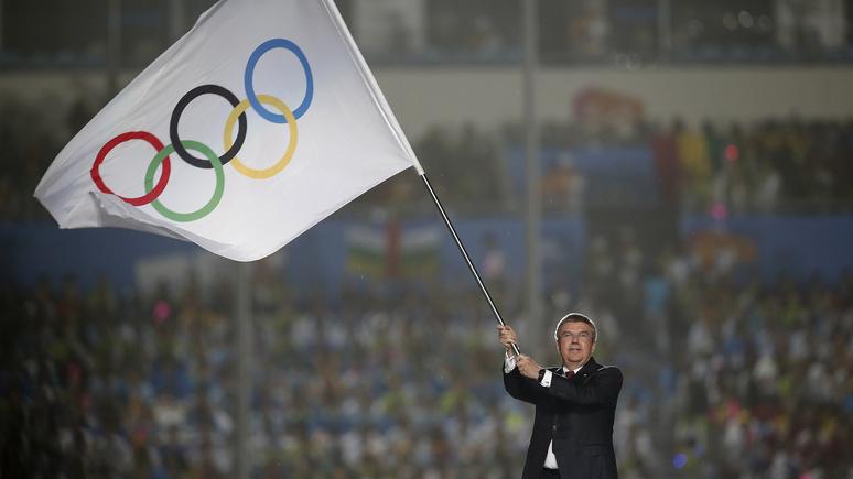 Guardian: «достоинство Олимпиады» унижает не Россия, а МОК и его приспешники
