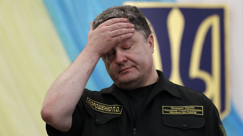 WP: в отношениях с Украиной Западу пора отложить пряник и взяться за кнут
