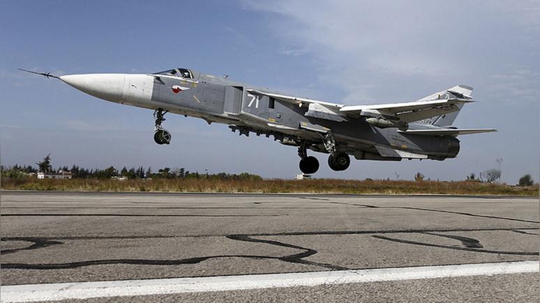 CNN: Пентагон опасается, что «придётся сбивать» российские самолёты в Сирии — ИноТВ