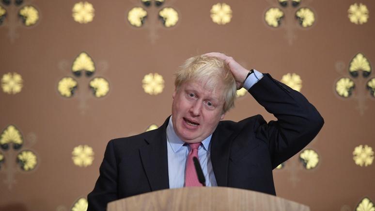 Руководителя МИД Англии «предупредили» омедведях на дорогах столицы