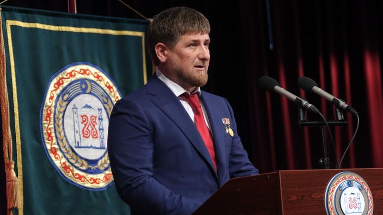 Клинцевич назвал откровенным идиотизмом внесение Кадырова всанкционный список США