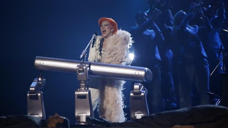 Daily Star Леди Гага планирует исполнить гимн ЧМ-2018