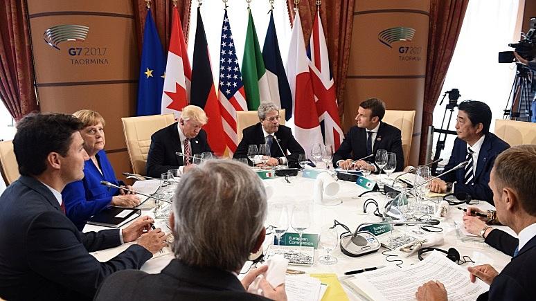 Sankei Shimbun:  «Большой семёрке» против России не хватает единства