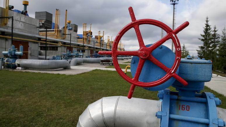 Грузия прекращает закупки российского газа награнице
