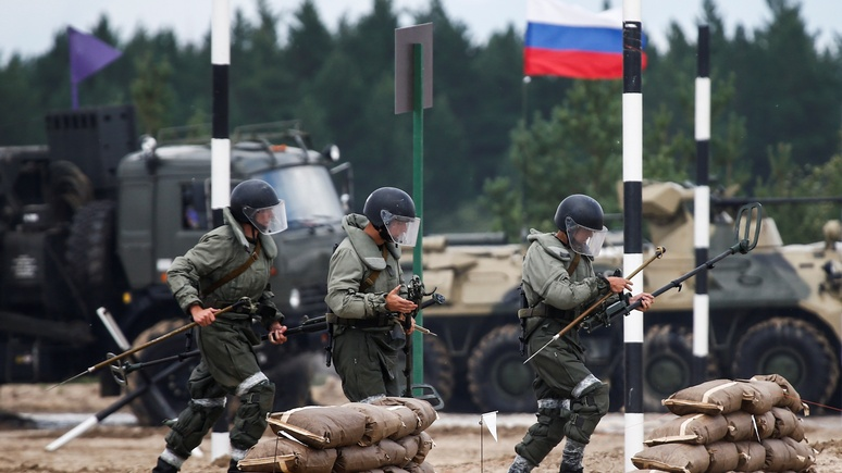 Если завтра война с Западом: War is Boring «нащупал» слабое место у России