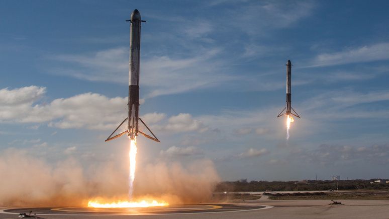 Обозреватель Bloomberg: для первенства в космосе России не хватает мечтателей