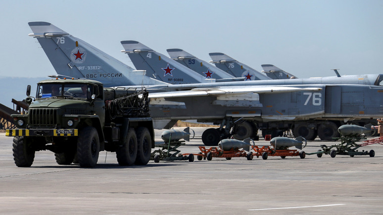 Asharq Al-Awsat: Россия пропустила в Сирии три серьёзных удара