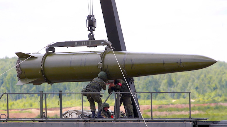 WP: российских «Искандеров» рядом с польской границей боится весь мир