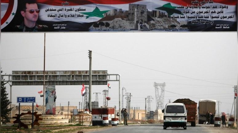 Washington Post: Трамп позволяет Путину «выдавливать» американцев из Сирии
