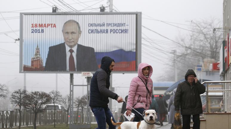 Die Welt: Европе нечего противопоставить Путину