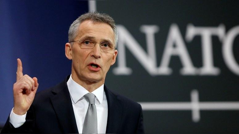 FP: Столтенберг не видит угрозы нападения со стороны России, но если что — НАТО начеку