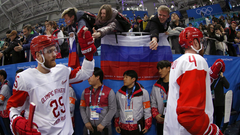 FiveThirtyEight: хоккейной сборной России никогда не видать олимпийского золота