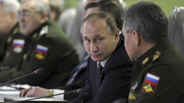 CNBC: Россия сейчас менее предсказуема, чем во времена холодной войны