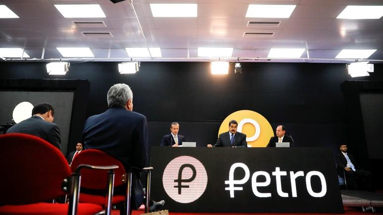 США хотят запретить импорт нефти изВенесуэлы,