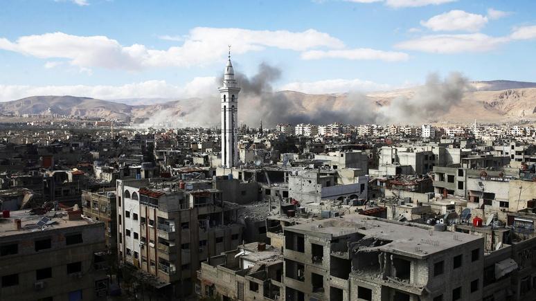 Глава Мюнхенской конференции: в Сирии ЕС расписался в своём политическом банкротстве