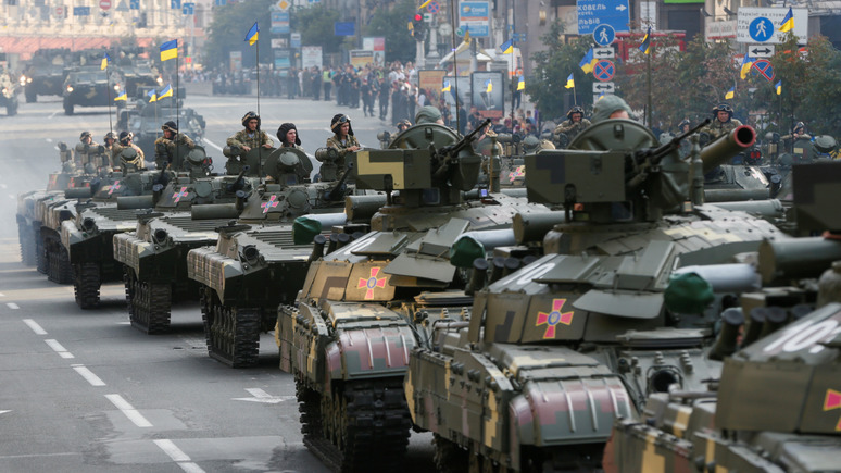 Украинский генерал: Украина способна воевать с Россией — ИноТВ