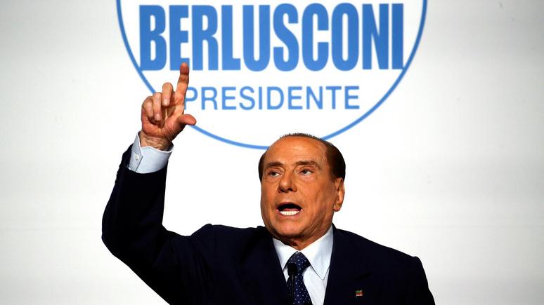 Independent: в случае победы Берлускони на выборах Россия получит ключевого союзника в Европе