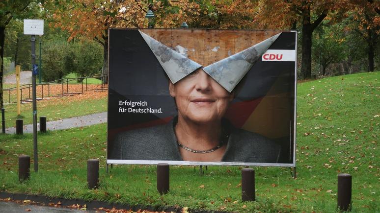 Spiegel: безыдейность немецкой правящей коалиции ведёт Германию к политическому кризису