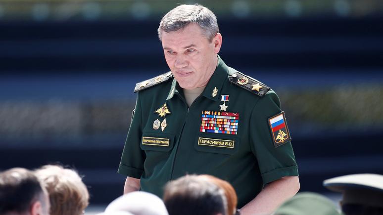 Британский политолог: прошу прощения за создание «доктрины Герасимова»