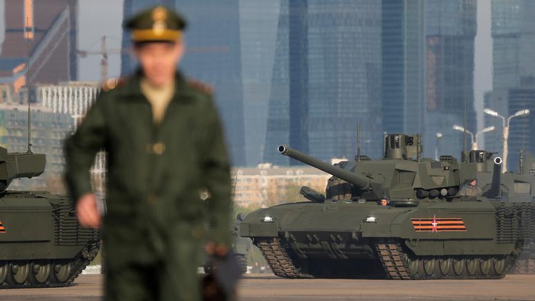 Business Insider: американские танкисты оценили боевые качества «Арматы»