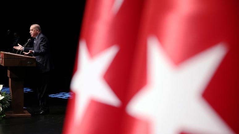 Washington Post: Эрдоган превращает Турцию в тоталитарную тюрьму