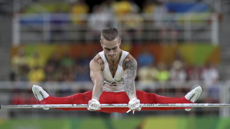Выступавший за государство Украину иАзербайджан гимнаст Степко получит русский паспорт