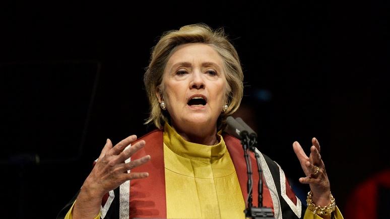 CBS NEWS: в своём поражении Клинтон обвинила американцев-ретроградов