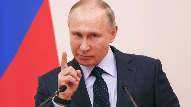 Wall Street Journal: Запад только и может что топать ногами — и Путин это знает