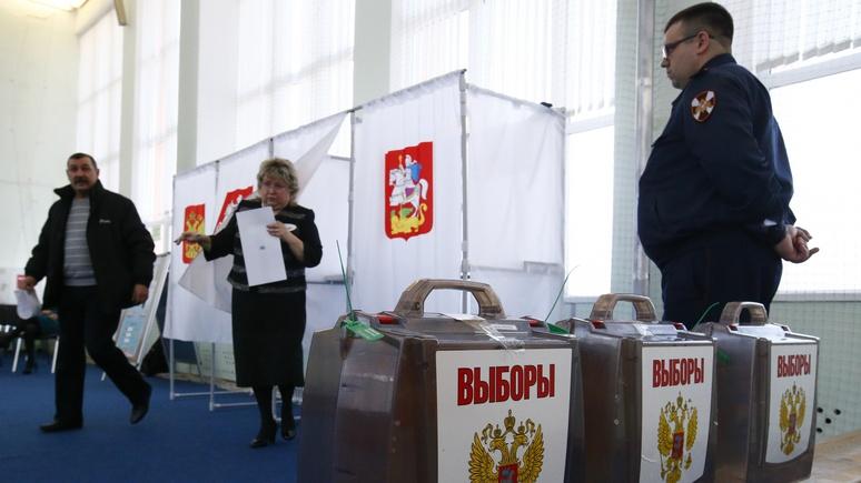 BBC: Россия выбирает президента