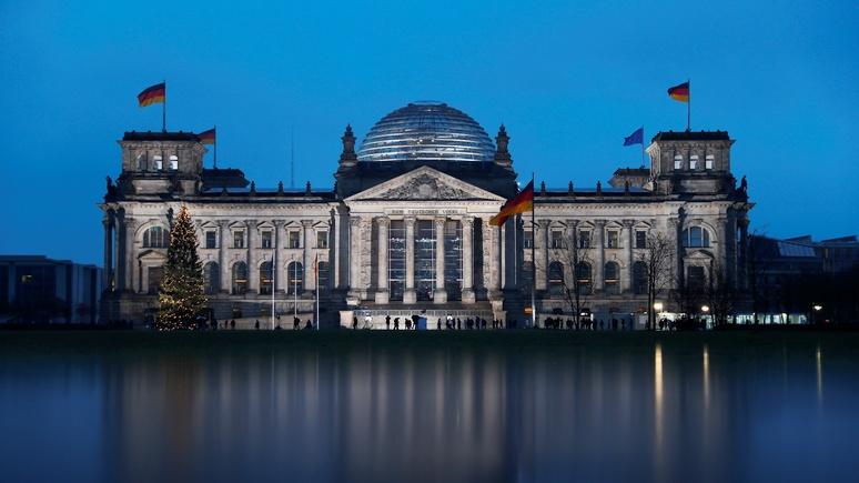Welt: большинство немцев выступили за сближение с Россией
