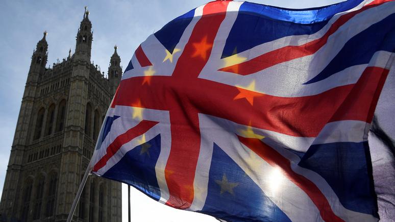 Guardian: настоящий враг Великобритании — не Россия, а Брюссель