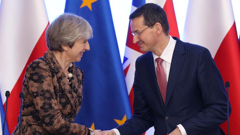 Do Rzeczy: Варшава собирается выслать российских дипломатов из солидарности с Лондоном