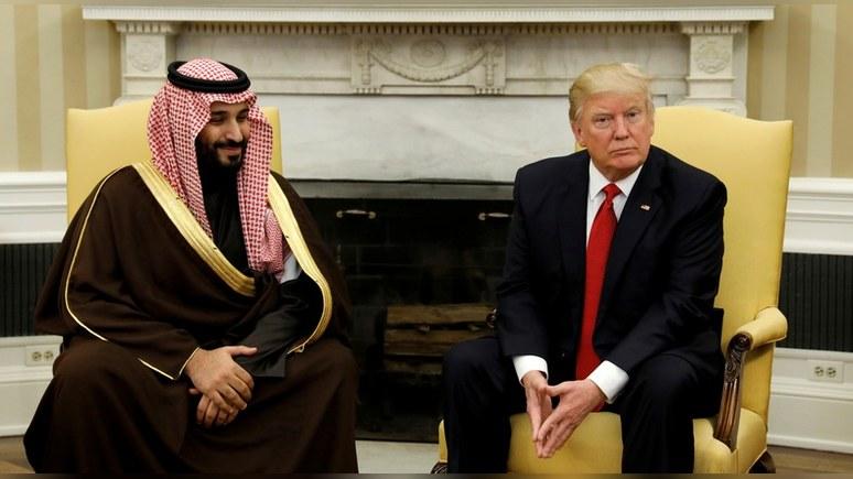 Hill: Трамп и саудовский принц обсудят, как заставить Россию «заплатить»