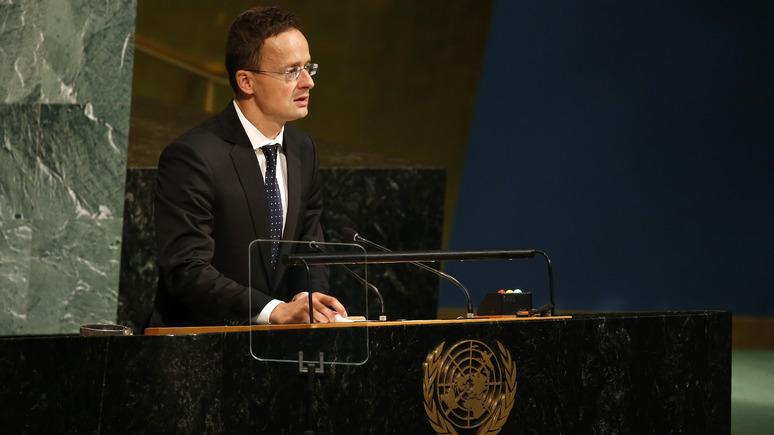 Венгрия обеспокоилась планами Украины открыть военную часть вБерегово