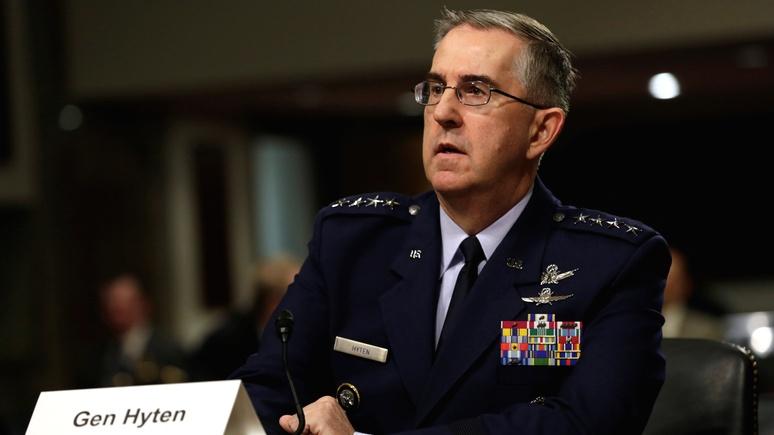 CNBC: глава Страткома признал, что США нечем ответить на гиперзвуковое оружие России и Китая