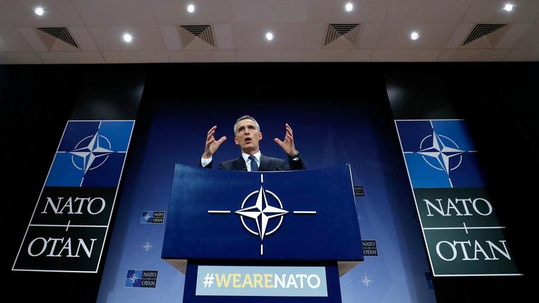 ABC: спокойствию НАТО угрожают Россия и разброд в собственных рядах