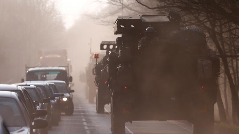 ВЕС планируют оборудовать дороги для транспортировки тяжелой военной техники