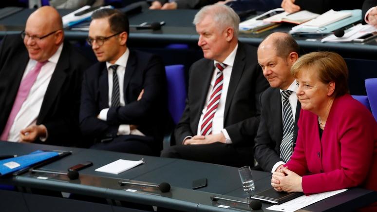 Bild: проявив солидарность с Лондоном, Берлин переключился на диалог с Москвой