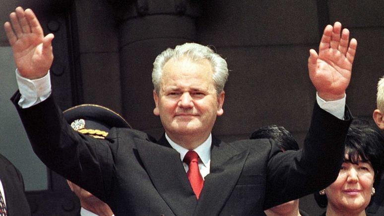 Экс-посол Британии: в Сербии предлагают возвести памятник «военному преступнику» Милошевичу