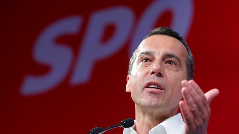 Экс-глава австрийского руководства назвал политику своего преемника «зигзагообразной»